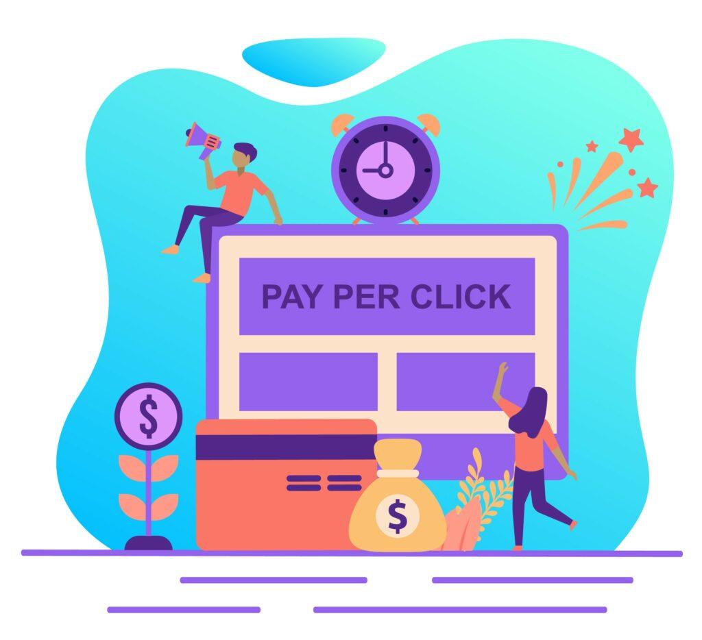 Pay Per Click PPC services